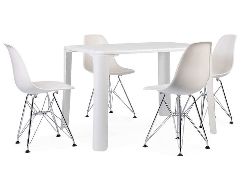 kinder tisch jasmine 4 dsr st hle. Black Bedroom Furniture Sets. Home Design Ideas