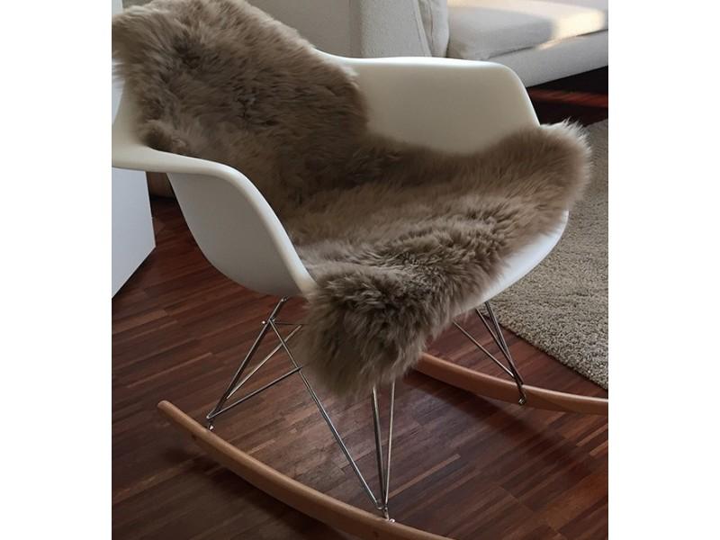 Bild von Stuhl-Design Natürliches Schaffell