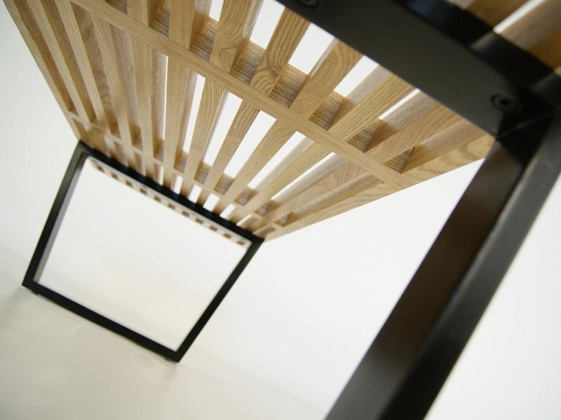 Bild von Stuhl-Design Nelson Bank