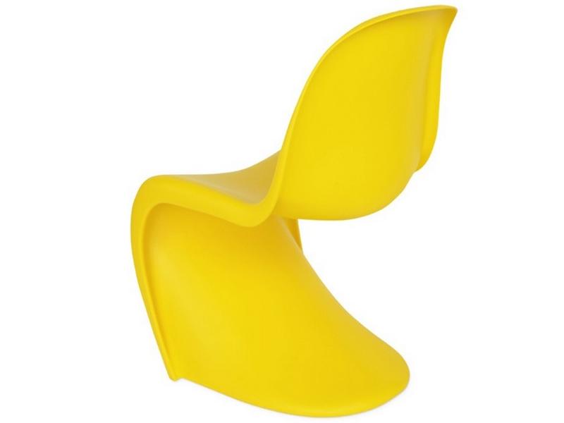 panton stuhl gelb. Black Bedroom Furniture Sets. Home Design Ideas