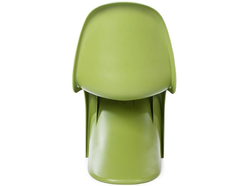Panton Stuhl Grün