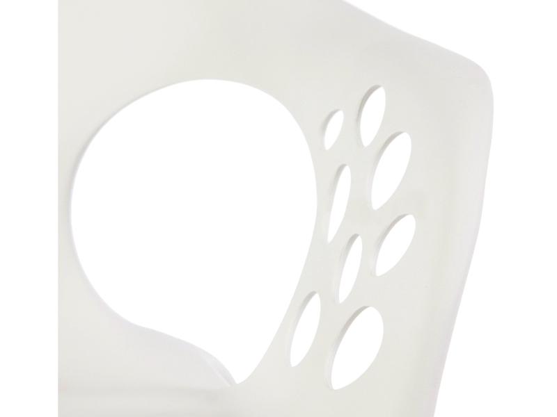 Bild von Stuhl-Design Spirit Stuhl - Weiß