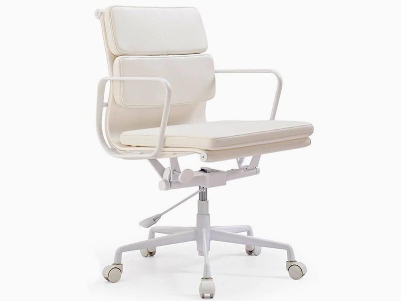Bild von Stuhl-Design Stuhl EA217 Spezialedition - Weiß
