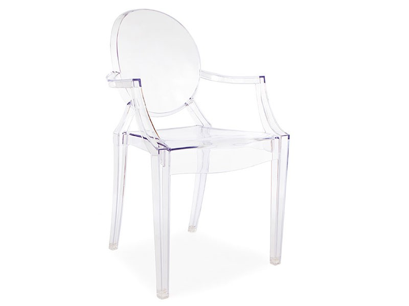 Bild von Stuhl-Design Stuhl Louis Ghost- Transparent