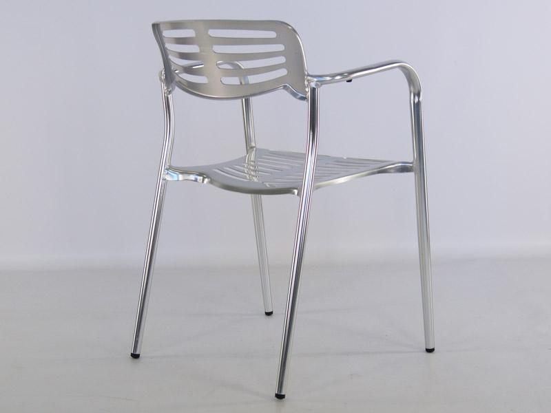 Stuhl toledo stapelbar for Stuhl design stapelbar