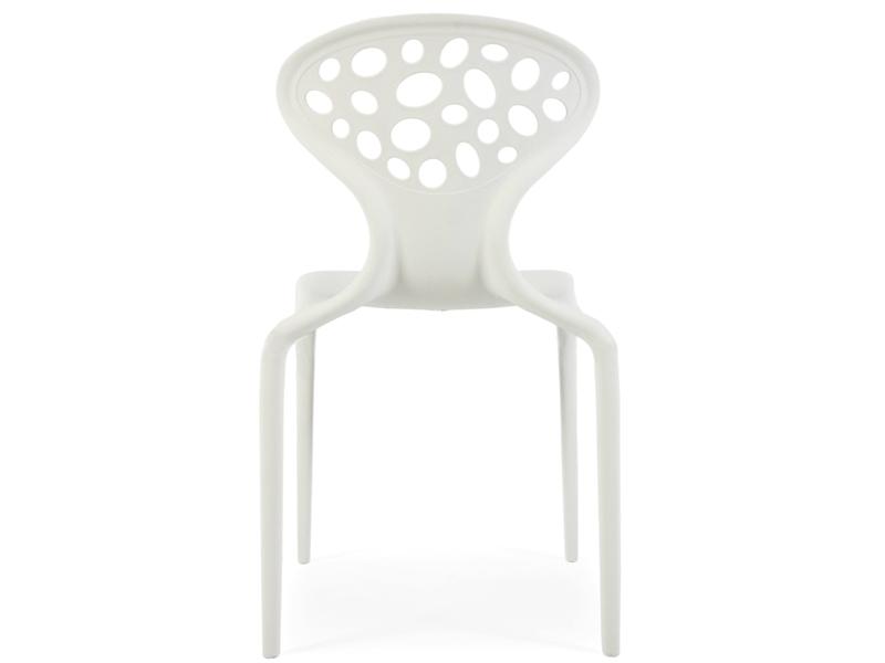 Bild von Stuhl-Design Supernatural Stuhl - Weiß