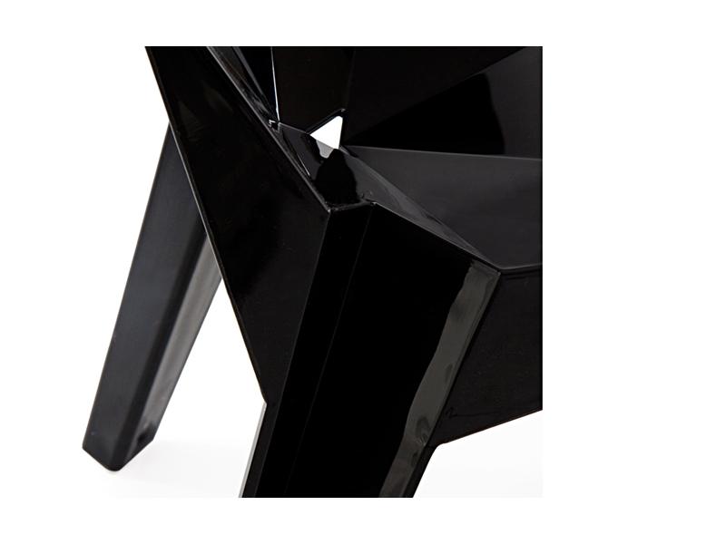 Bild von Stuhl-Design The Shard Stuhl - Schwarz