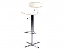 Bild von Stuhl-Design Barstuhl BLAISE - Weiß