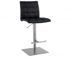 Bild von Stuhl-Design Barstuhl Deco10 - Schwarz