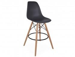 Bild von Stuhl-Design Barstuhl DSB - Anthrazit