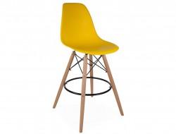 Bild von Stuhl-Design Barstuhl DSB - Gelbsenf