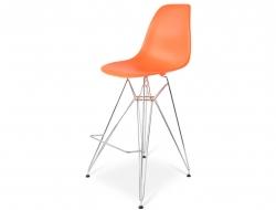 Bild von Stuhl-Design Barstuhl DSR - Orange