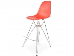 Bild von Stuhl-Design Barstuhl DSR - Rot