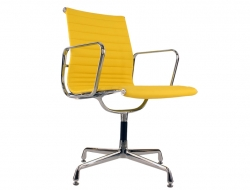 Bild von Stuhl-Design Besucherstuhl EA108 - Gelb