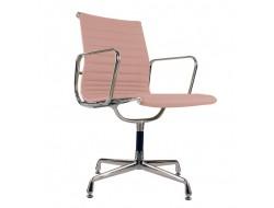 Bild von Stuhl-Design Besucherstuhl EA108 - Hellrosa