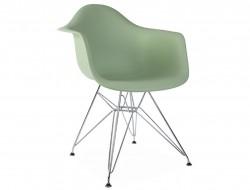 Bild von Stuhl-Design DAR Stuhl - Mandel grün