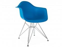 Bild von Stuhl-Design DAR Stuhl - Meerblau
