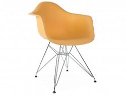 Bild von Stuhl-Design DAR Stuhl - Orange