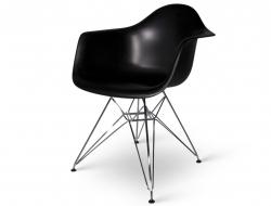 Design DAR Stuhl - Schwarz