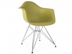 Bild von Stuhl-Design DAR Stuhl - Senfgrün