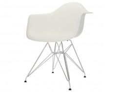 Bild von Stuhl-Design DAR Stuhl - Weiß