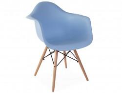 Bild von Stuhl-Design DAW Stuhl - Hellblau
