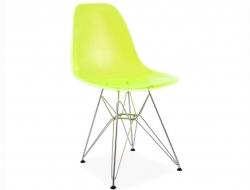 Bild von Stuhl-Design DSR Stuhl - Durchsichtig Grün