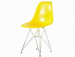 Bild von Stuhl-Design  DSR Stuhl - Gelb Glänzend