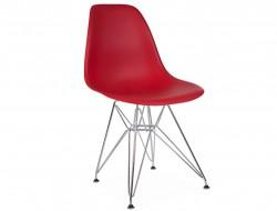 Bild von Stuhl-Design DSR Stuhl - Granat Rot