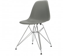 Bild von Stuhl-Design DSR Stuhl - Grau