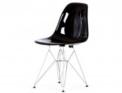 Bild von Stuhl-Design DSR Stuhl - Schwarz Glänzend