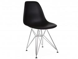 Bild von Stuhl-Design DSR Stuhl - Schwarz