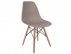 Bild von Stuhl-Design DSW Stuhl - Grau beige