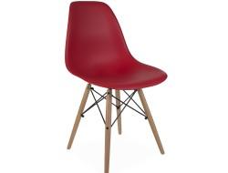 Bild von Stuhl-Design DSW Stuhl - Rot