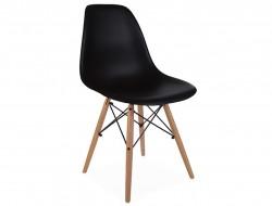 Bild von Stuhl-Design DSW Stuhl - Schwarz