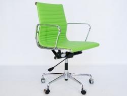 Bild von Stuhl-Design Eames Alu EA117 - Apfelgrün