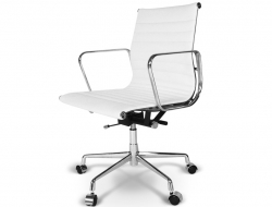 Conception Eames Alu EA117 - BLANC