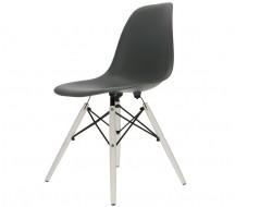 Bild von Stuhl-Design Eames DSW Stuhl - Anthrazit