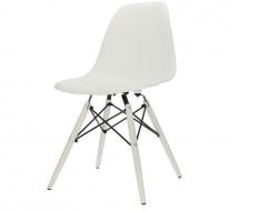Bild von Stuhl-Design Eames DSW Stuhl - Weiß