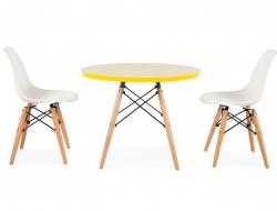 Bild Von Stuhl Design Eames Kinder Tisch   2 DSW Stühle