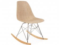 Bild von Stuhl-Design Eames RSR Textur - Beige