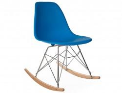Bild von Stuhl-Design Eames Schaukelstuhl  RSR - Meerblau