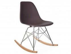 Bild von Stuhl-Design Eames Schaukelstuhl  RSR - Taupe
