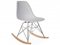 Bild von Stuhl-Design Eames Schaukelstuhl  RSR- Weiß