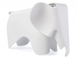 Bild von Stuhl-Design Elefant Eames - Weiß
