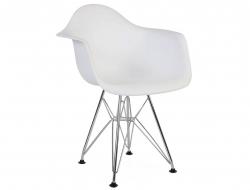 Bild von Stuhl-Design Kinder Stuhl Eames DAR - Weiß