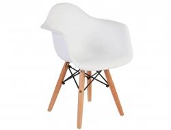Bild von Stuhl-Design Kinder Stuhl Eames DAW - Weiß