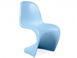 Bild von Stuhl-Design Kinder Stuhl Panton - Blau