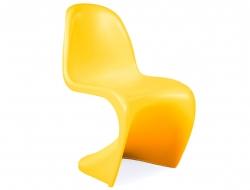Bild von Stuhl-Design  Kinder Stuhl Panton - Gelb