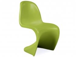Bild von Stuhl-Design Kinder Stuhl Panton - Grün
